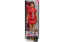 Барби модница в красном платье Barbie 89 Fashionistas XOXO