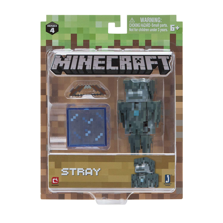 Фигурка Майкрафт Зимогор Minecraft Stray