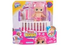 Интерактивная кукла Биззи бизи бубс Грейс Little Live Bizzy Bubs Baby Gracie
