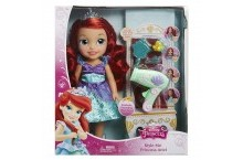 Кукла Ариель 35см с феном Disney Princess Style Me Princess Ariel