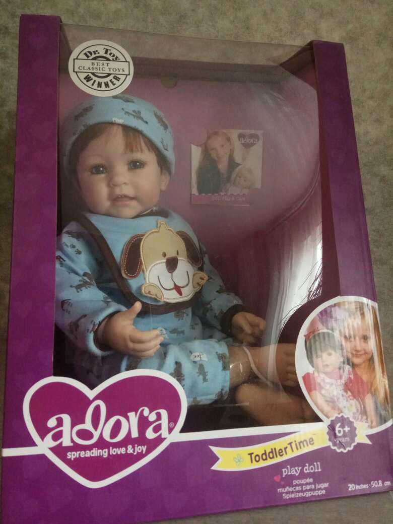 Adora Toddler Little Lovey Кукла Адора мальчик 50см оригинал