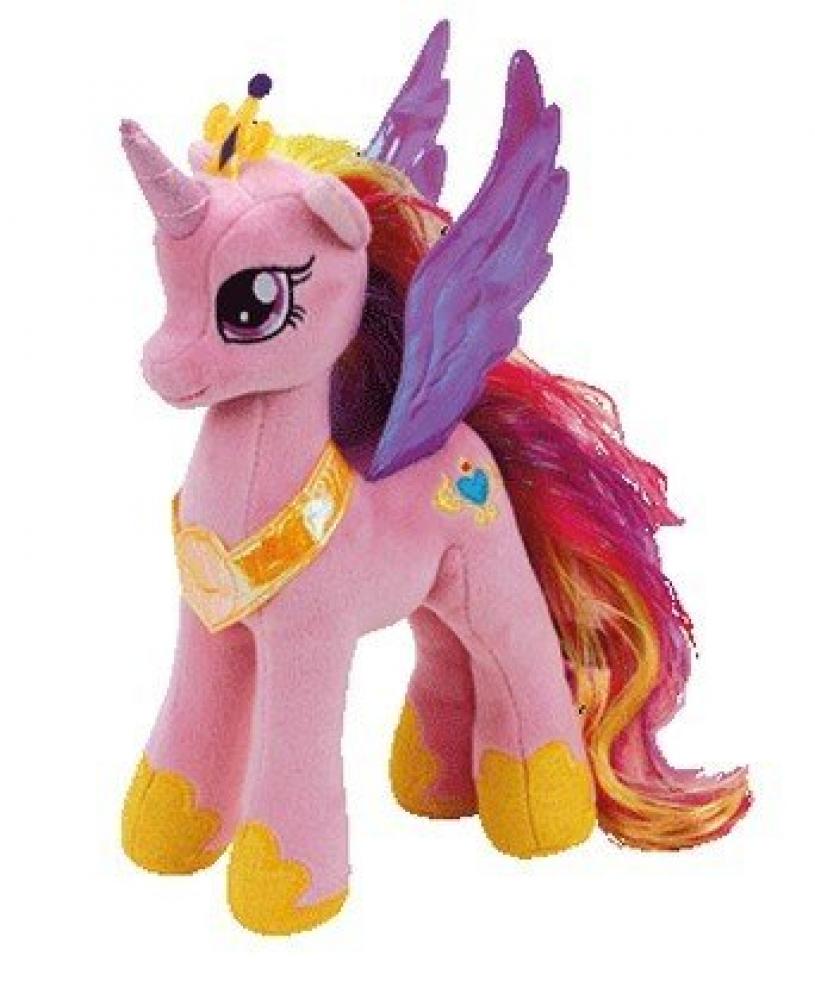 Май литтл пони принцесса Каденс мягкая игрушка TY Cadence ...