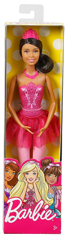 Кукла Барби балерина брюнетка Barbie Fairytale Ballerina Brunette