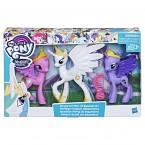 Май литтл пони принцесса Селестия Луна Каденс My Little Pony Royal Ponies