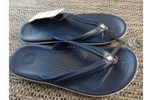 Вьетнамки Crocs крокс оригинал мужские размер 9