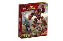 Конструктор Лего супергерои 76104 бой Халкбастера LEGO Super Heroes Hulkbuster