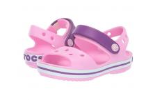 Крокс оригинал детские босоножки Crocs Kids Bayaband Sandal