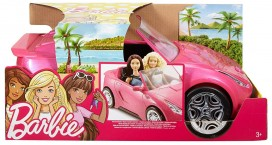 Барби гламурный кабриолет машина Barbie Glam Convertible