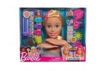 Барби манекен голова для причесок Barbie Deluxe Styling Head