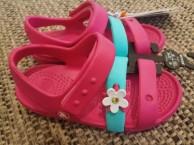 Крокс сандали босоножки Crocs Kids Keeley размер 8