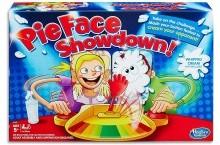 Hasbro оригинал Pie Face Game Настольная игра Пирог в лицо для двоих Хасбро