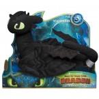 Беззубик мягкая игрушка большая 35см Toothless как приучить дракона