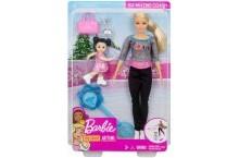 Барби тренер по фигурному катанию Barbie Ice Skating