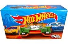 Машинки хот вилс 50 штук в индивидуальной упаковке Hot Wheels