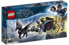 Конструктор Лего 75951 Гарри поттер Побег Грин-де-Вальда LEGO Fantastic Beasts