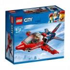 Конструктор Лего Сити 60177 LEGO City Самолет на аэрошоу