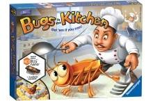 Настольная игра Кукарача Ravensburger Bugs in the Kitchen