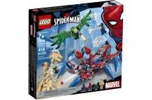 Конструктор Лего Вездеход Человека Паука 76114 LEGO Super Heroes