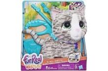 Интерактивная игрушка фурриал большой Котенок Hasbro furReal Walkalots Kitty