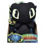 Мягкая игрушка Беззубик со звуком Toothless Dragon