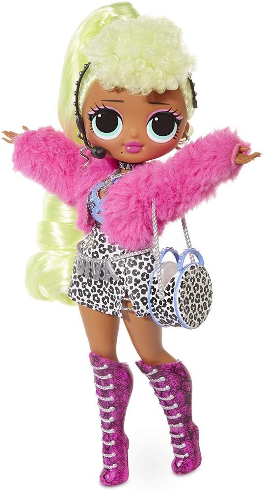 Кукла лол Омг оригинал MGA Леди Дива LOL Surprise OMG Lady ...