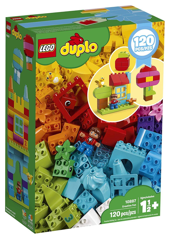 Конструктор Лего дупло набор для веселого творчества 10887 Lego duplo