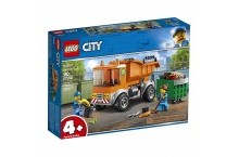 Конструктор Лего сити Мусоровоз 60220 Lego City Garbage Truck