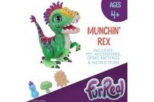 Интерактивный динозавр Малыш Дино FurReal Friends Rex