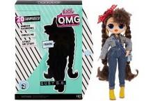 Кукла ЛОЛ большая оригинал Бизи Биби ОМГ LOL Surprise OMG Busy B. B.
