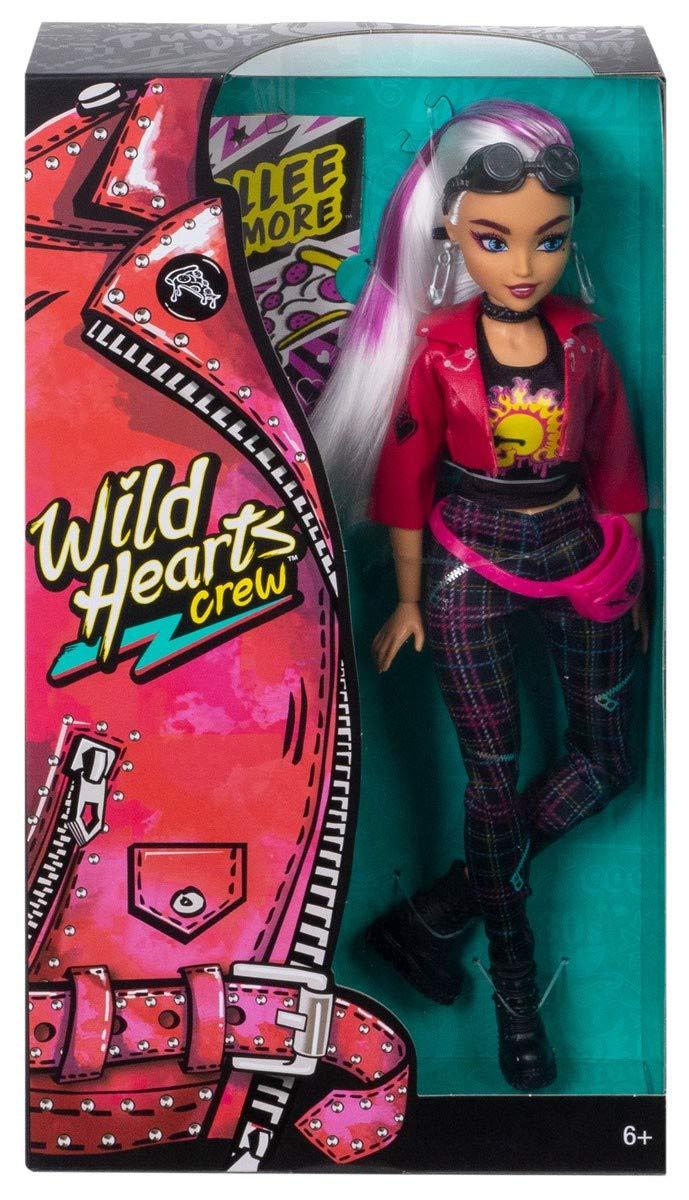 Кукла Команда Диких Сердец Релли Редмор Wild Hearts Crew Rallee Radmore