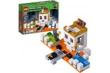 Конструктор майнкрафт Лего 21145 Арена череп LEGO Minecraft The Skull Arena