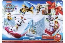 Адвент календарь Щенячий патруль Paw Patrol 2019 Advent Calendar