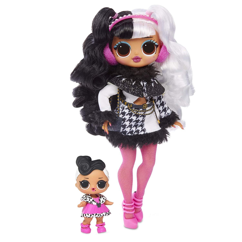 Кукла Лол ОМГ Долли Зимняя Дискотека LOL Surprise OMG Winter Disco Dollie