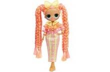 Кукла ЛОЛ ОМГ блестящая королева светящаяся Даззл LOL OMG Dazzle