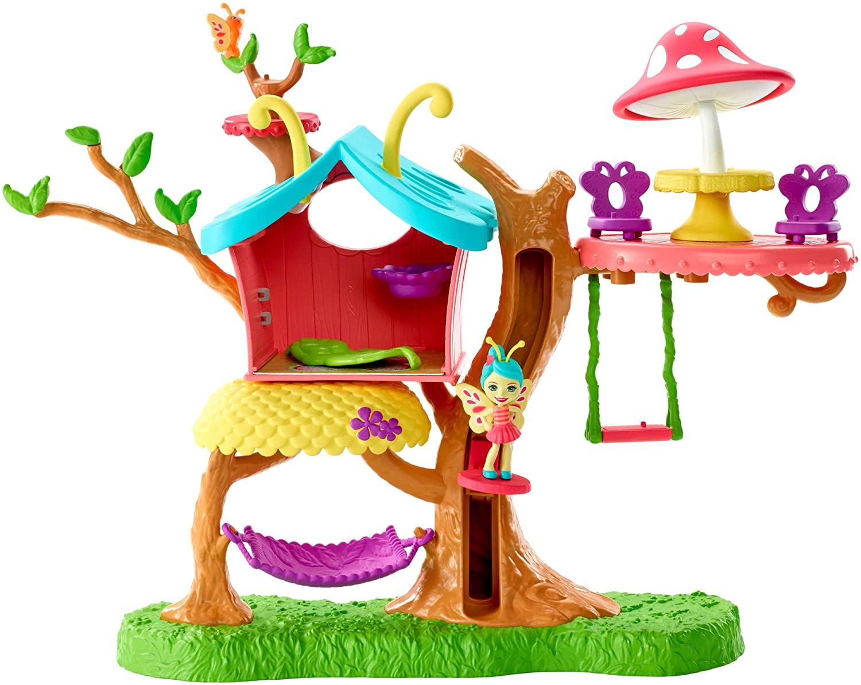Энчантималс мини Дом бабочек Enchantimals GBX08 Flower Park Butterfly Playhouse