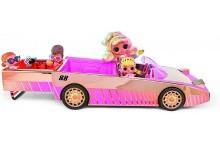 Машина кабриолет и кукла лол LOL Surprise Car-Pool Coupe 565222