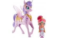 Шиммер и интерактивный единорог Захракорн Shimmer and Magical Flying Zahracorn FWH12