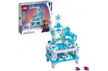Конструктор Лего 41168 Шкатулка Эльзы LEGO Disney Elsa Jewelry Box