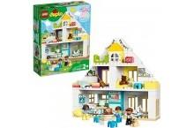 Конструктор Лего дупло 10929 Модульный игрушечный дом LEGO DUPLO Town Modular Playhouse