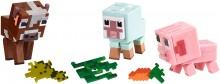 Фигурки майнкрафт животные Minecraft Comic Mode Baby Animals