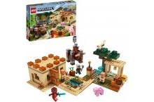 Конструктор Лего майнкрафт Патруль разбойников 21160 Lego Minecraft The Illager Raid