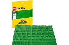 Лего строительная пластина зеленого цвета 10700 LEGO Classic Green Baseplate