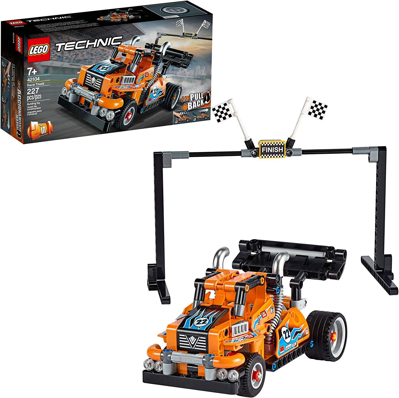 Конструктор Лего техник Гоночный грузовик LEGO Technic Race Truck 42104