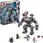 Конструктор Лего 76124 Воитель Марвел Мстители Lego Super Heroes Marvel Avengers