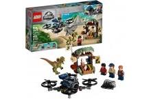 Конструктор Лего 75934 Побег дилофозавра LEGO Jurassic World Dilophosaurus