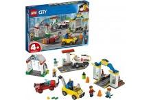 Конструктор Лего сити автостоянка LEGO City Garage Center 60232