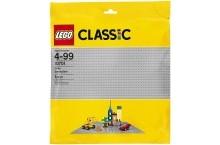 Конструктор Лего 10701 Базовая пластина серая LEGO Classic