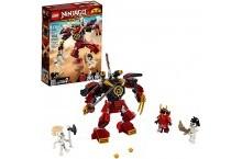 Конструктор Лего нинзяго 70665 Робот-самурай LEGO NINJAGO Legacy Samurai