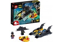 Конструктор Лего 76158 Погоня за Пингвином на Бэткатере Lego Batman