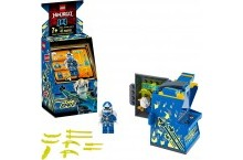 Конструктор Лего ниндзяго 71715 Игровой автомат Джея LEGO NINJAGO Jay Avatar